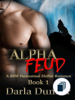 The Alpha Feud BBW Paranormal Shifter Romance Series
