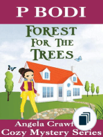 Angela Crawford Cozy Mystery Series