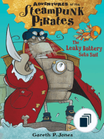 Adventures of the Steampunk Pirates