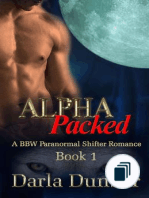 The Alpha Packed BBW Paranormal Shifter Romance Series