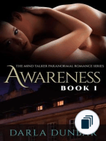 The Mind Talker Paranormal Romance Series