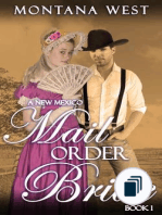 New Mexico Mail Order Bride Serial (Christian Mail Order Bride Romance)