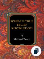 Princeton Monographs in Philosophy