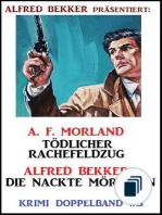 Alfred Bekker schreibt als Henry Rohmer