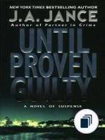J. P. Beaumont Novel