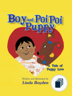 Boy and Poi Poi Puppy