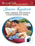 Greek Billionaires' Brides