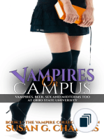 The Vampire College Invasion