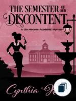 Lila Maclean Academic Mystery Series