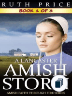 A Lancaster Amish Storm (Amish Faith Through Fire)