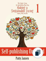 The Three-year, No-bestseller Plan For Making a Sustainable Living From Your Fiction