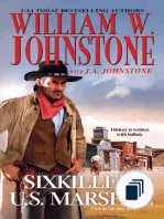 Sixkiller, U.S. Marshal