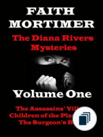 The Diana Rivers Mysteries Collection