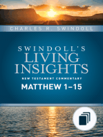 Swindoll's Living Insights New Testament Commentary