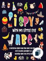 I Spy Books for Kids 2-4