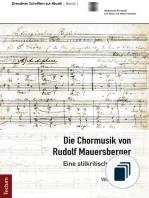 Dresdner Schriften zur Musik