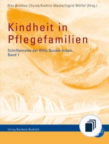 Schriftenreihe der Gilde Soziale Arbeit e.V.