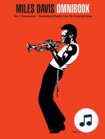 Miles Davis Omnibook