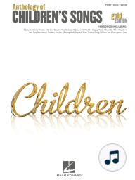 Anthology of Children's Songs - Gold Edition