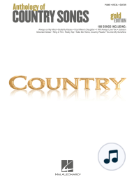Anthology of Country Songs - Gold Edition