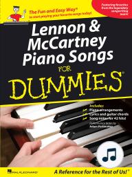 Lennon & McCartney Piano Songs for Dummies