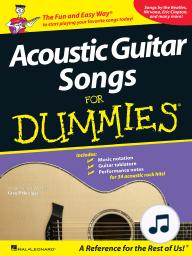 Acoustic Guitar Songs for Dummies