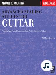 Advanced Reading Studies for Guitar