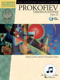 Sergei Prokofiev - Visions Fugitives, Op. 22
