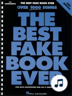 The Best Fake Book Ever - 2nd Edition