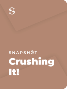 Crushing It!: How Great Entrepreneurs Build Their Businesses and Influence — And How You Can, Too