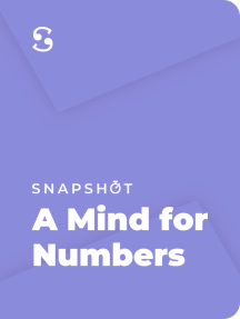 A Mind for Numbers: How to Excel at Math and Science Even If You Flunked Algebra
