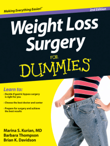 Weight Loss Surgery For Dummies