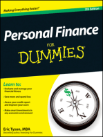 Personal Finance For Dummies