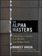 The Alpha Masters: Unlocking the Genius of the World's Top Hedge Funds
