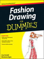 Fashion Drawing For Dummies