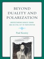 Beyond Duality and Polarization