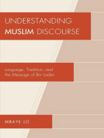 Understanding Muslim Discourse
