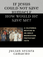If Jesus Could Not Save Himself, How Would He Save Me?