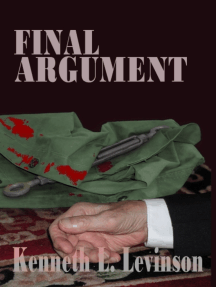 Final Argument (Adam Larsen Mysteries #2)