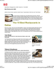 best-of-dallas-restaurant Free download PDF and Read online