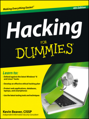 Hacking For Dummies by Kevin Beaver - Read Online