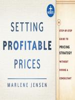 Setting Profitable Prices