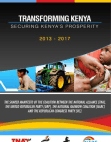 The Harmonised Jubilee Coalition Manifesto Free download PDF and Read online
