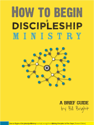 How to Begin a Discipleship Ministry