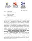 Eπιστολή προς ΓΛΚ και Αναπληρωτή Υπουργ. Οικονομικών