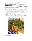 Chicken Tikka Masala- My Mother's Recipe Free download PDF and Read online