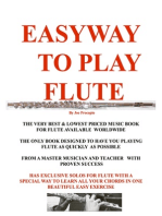 Easyway to Play Flute