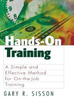 Hands-On Training