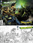 Justice League Issue 19 Exclusive Preview Free download PDF and Read online