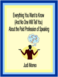 Everything You Want to Know About the Paid Profession of Speaking